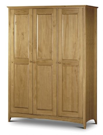 Kendal Pine 2 Door Wardrobe Bedroom Sale Now On Your Price Furniture